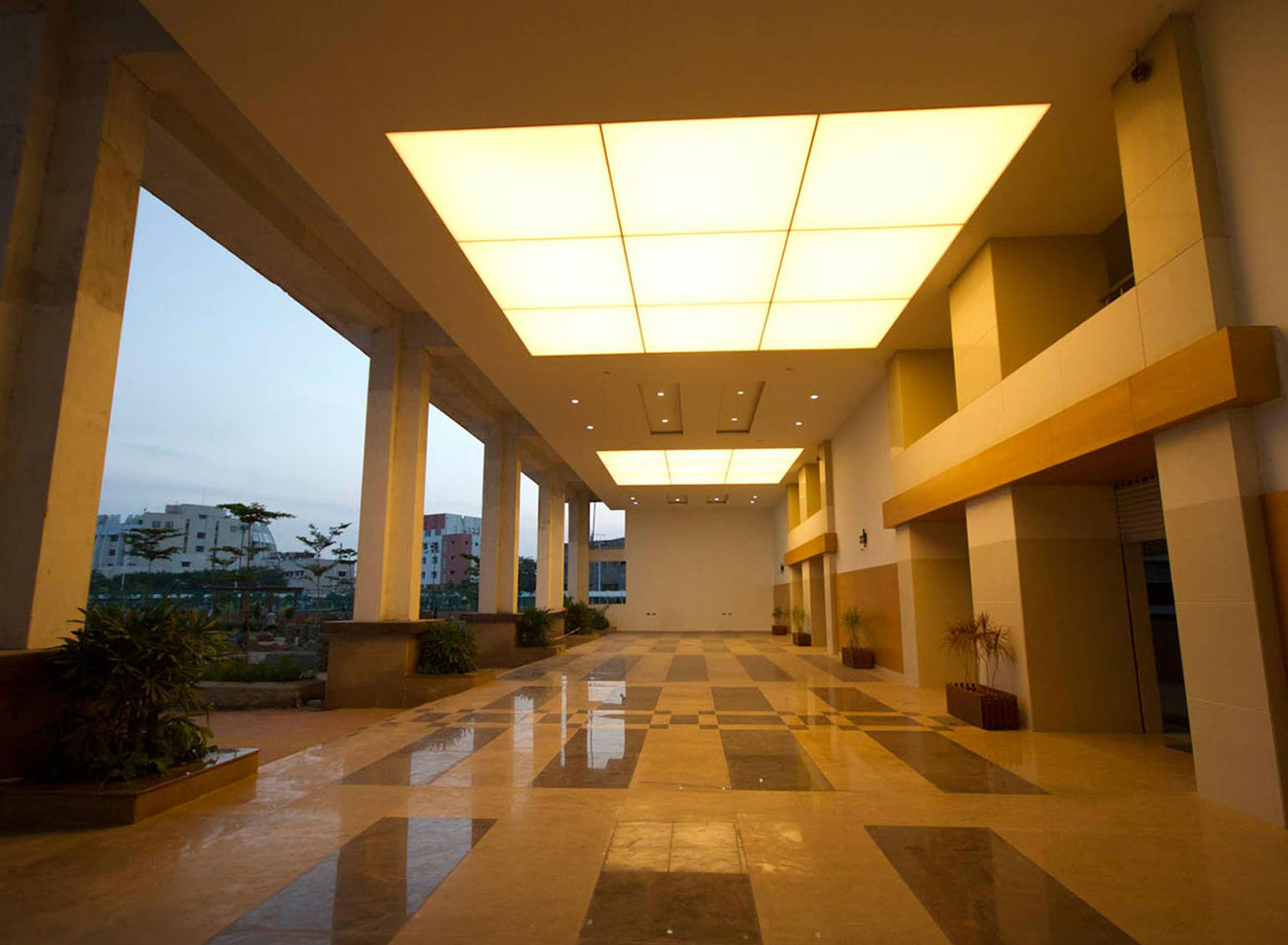 VIT - Stretch Ceiling Translucent with Backlighting in Institution - Institution - Vellore